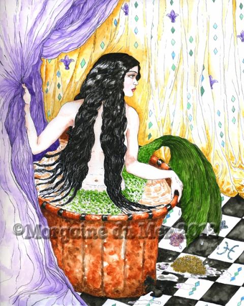 Melusina-Mermaid-in-Bathtub-Fine-Art-Print