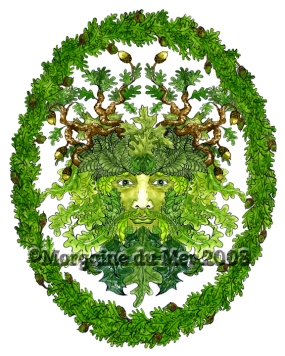 OakMan-Greenman-w-Oak-Leaf-Wreath-Print